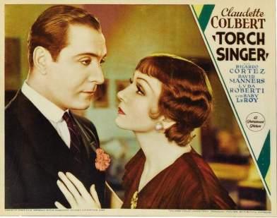 Torch singer 1933
