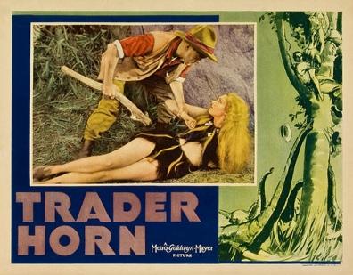 Trader Horn 1931