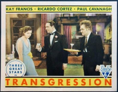 Transgression 1931