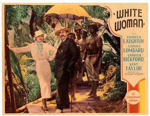 White Woman 1933