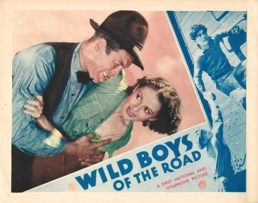 Wild Boys of the Road 1933