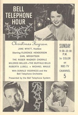 Bell Telephone Hour