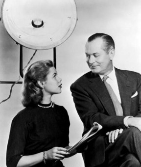 Elizabeth and Robert Montgomery