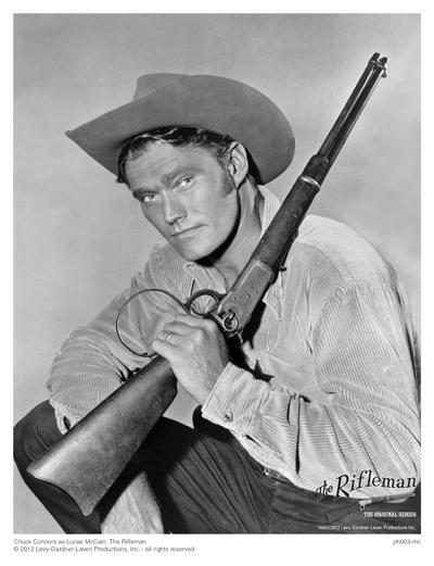 """The Rifleman"" (1958-1963) – Once upon a screen… | 400 x 521 jpeg 119kB"