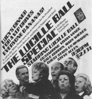 Lucille Ball Special