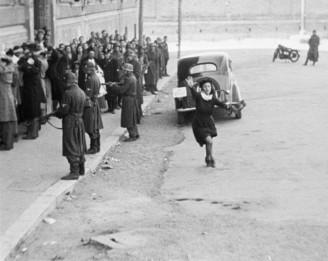 Rome, Open City 1945