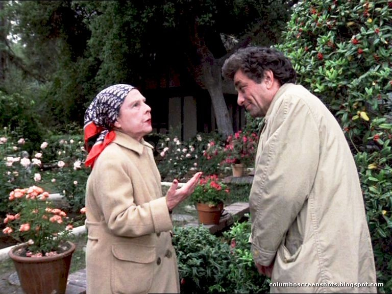 Abigail and Columbo