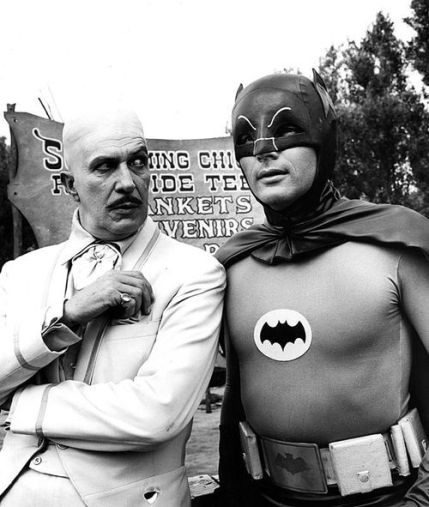 As Egghead on Batman