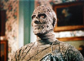As The Mummy