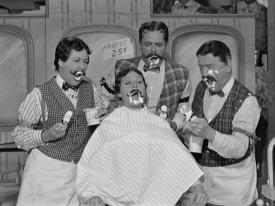 Barbershop Cuartet