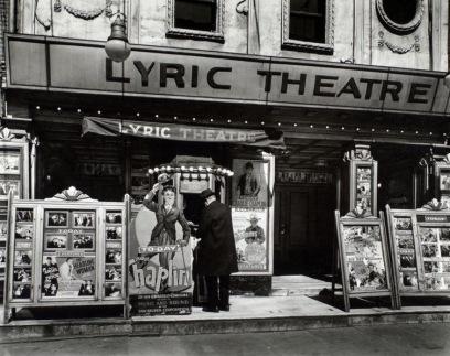Chaplin on display in NYC