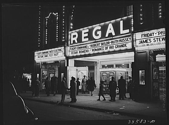 Chicago c. 1941