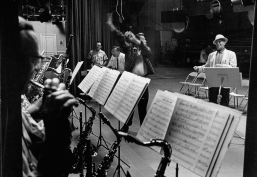 Directing the band