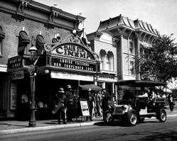 Disney Main Street Theater c. 1958