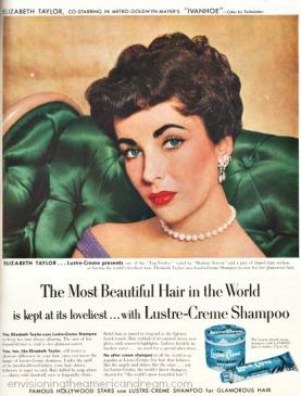 Elizabeth shampoo