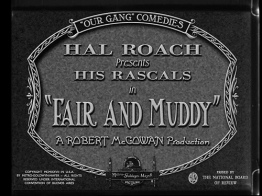 Fair and Muddy