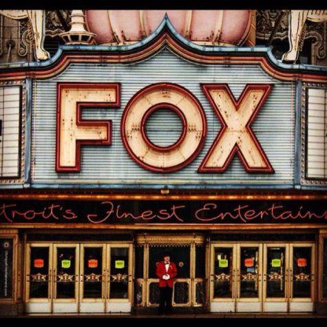 Fox Theatre - Detroit, Michigan