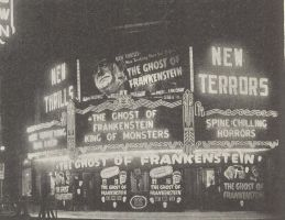Ghost of Frankenstein c. 1942