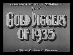Golddiggers of 1935