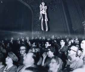 Haunting of Hill House screening c. 1950