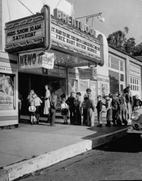 Kids show c. 1948