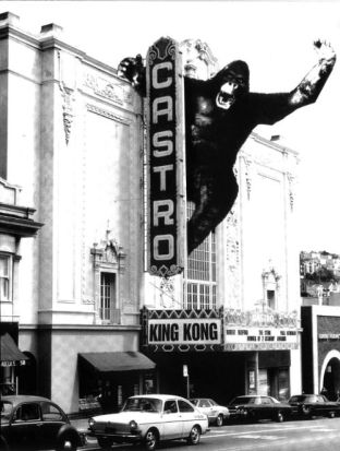 Kong at the Castro