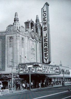 Loew's Jersey Theatre, Journal Square, Jersey City NJ