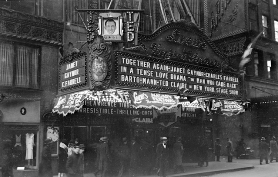 Loew's United Artists Theater, Pittsburgh, PA - January 16, 1931