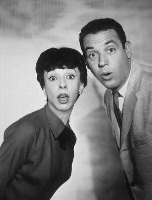 Millie and Jerry on The Dick Van Dyke Show