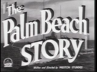 Palm Beach Story