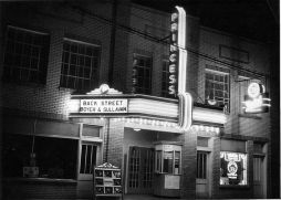 Princess Theatre, Shinnston, WV 1921