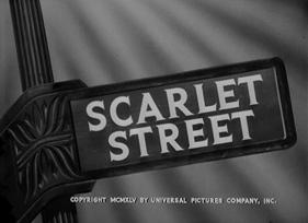 Scarlett Street