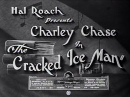 The Cracked Ice Man