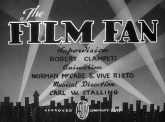 The Film Fan