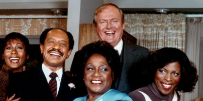 The Jeffersons and their neighbors