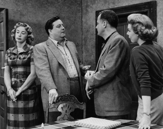 Jackie Gleason In 'The Honeymooners'