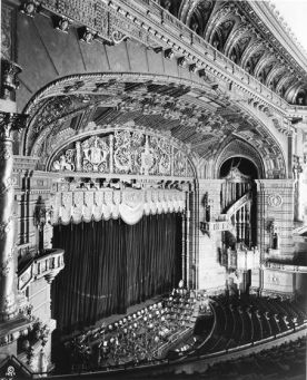 The Roxy Theatre in 1927 - NYC