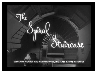 The Spiral Staircase