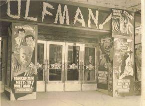 The wolf Man c. 1943