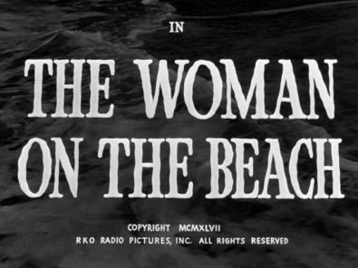 The Woman on the Beach