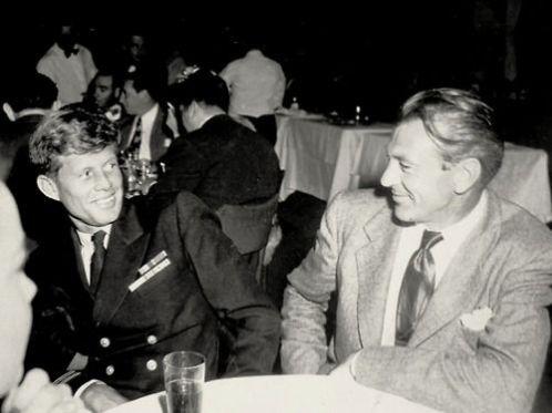 With JFK
