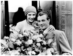 With Lupe Velez