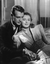 With Stanwyck