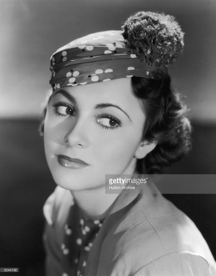 Debut in 1935 in ALIBI IKE - Promo shot