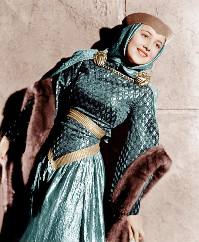 In The ADventures of Robin Hood 1938