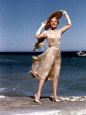 Marlene Dietrich 1957