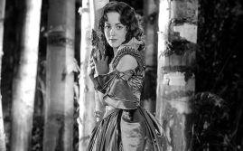 Olivia de Havilland in A Midsummer Night's Dream, 1935
