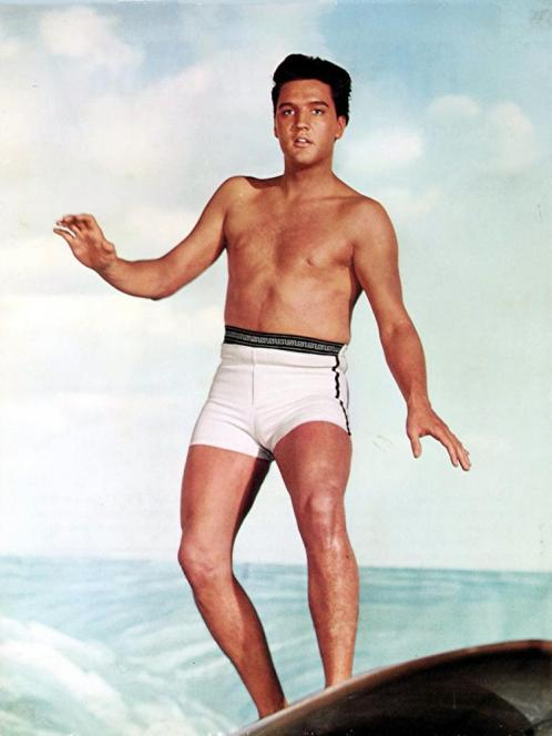 Surfin' Elvis