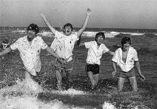 The Beatles, Miami Beach, 1964