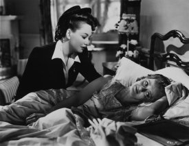 With Bette Davis in In This Our Life
